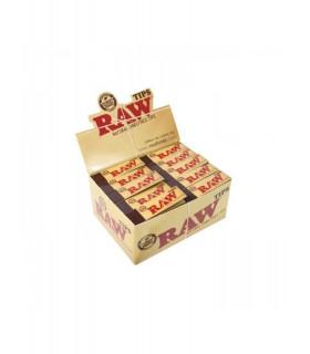 CAJA RAW TIPS x 50