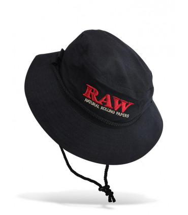 RAW SMOKEMAN'S BUCKET HAT