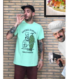 CAMISETA CFK SMOKE DORUM